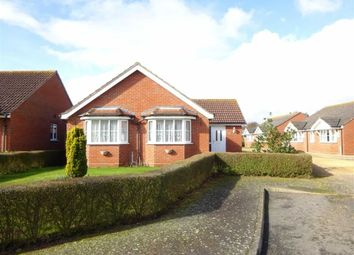 Thumbnail 3 bed detached bungalow for sale in Beech Grove, Ipswich, Suffolk