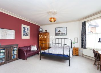 Thumbnail 3 bed flat for sale in Mattison Road, Harringay, London