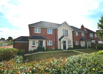 Thumbnail 3 bed end terrace house for sale in Binfield Road, Byfleet, West Byfleet