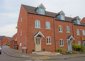 Thumbnail 3 bed town house for sale in Excelsior Drive, Woodville, Swadlincote