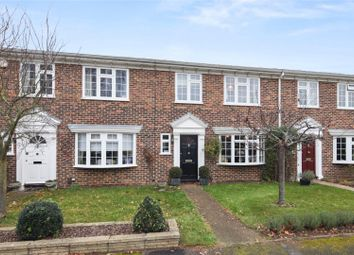 Thumbnail 4 bed terraced house for sale in Hanover Walk, Weybridge, Surrey