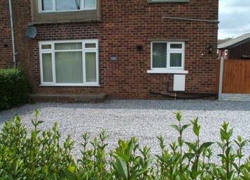 Thumbnail 2 bed flat to rent in Southgate Crescent, Clowne, Chesterfield