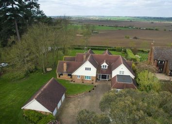 Thumbnail 5 bedroom detached house for sale in Mentmore, Leighton Buzzard