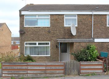 Thumbnail 4 bed end terrace house for sale in Sorrel Drive, Eastbourne