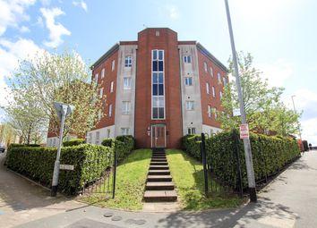 Thumbnail 2 bed flat to rent in Bretby Court, Greenhead Street, Burslem, Stoke On Trent