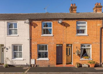 Thumbnail 3 bed terraced house for sale in Glencoe Road, Weybridge