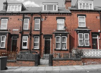 Thumbnail 2 bed terraced house to rent in Bexley Avenue, Harehills, Leeds, West Yorkshire