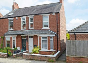 Thumbnail 2 bedroom semi-detached house for sale in Cameron Grove, York