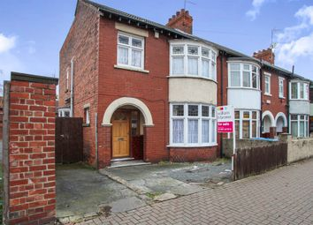 Thumbnail 4 bedroom end terrace house for sale in Southcoates Lane, Hull