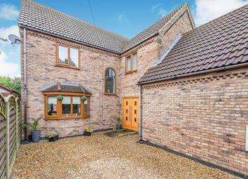Thumbnail 4 bed detached house for sale in Priory Lane, Scunthorpe