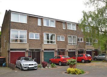 Thumbnail 4 bed town house to rent in Deena Close, Queens Drive, London