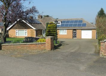 Thumbnail 3 bed detached bungalow for sale in Bexwell Road, Downham Market