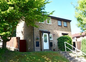 Thumbnail 2 bed semi-detached house for sale in Flamingo Close, Chatham