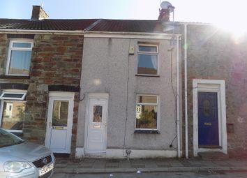 Thumbnail 2 bed terraced house for sale in West Street, Aberkenfig, Bridgend.