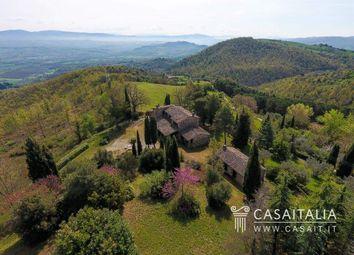 Thumbnail 4 bed villa for sale in Montecastello Di Vibio, Umbria, It