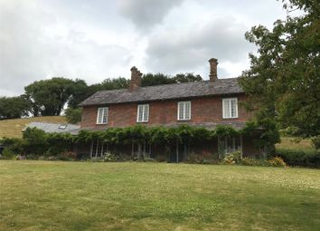 Thumbnail 6 bed detached house to rent in Chettiscombe Barton, Tiverton