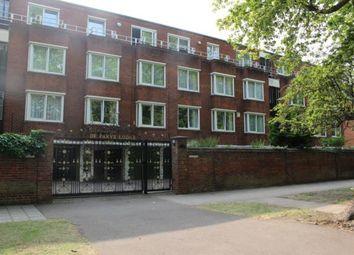 Thumbnail 2 bed flat to rent in De Parys Lodge, De Parys Avenue
