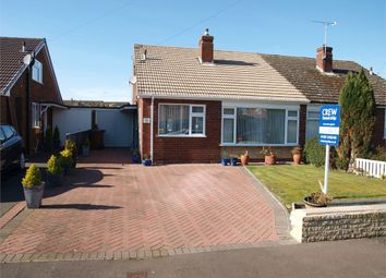 Thumbnail 4 bed semi-detached bungalow for sale in Westmead Road, Barton Under Needwood, Burton-On-Trent, Staffordshire