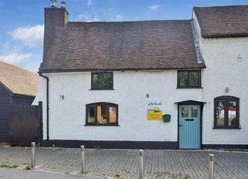 Thumbnail 1 bed semi-detached house for sale in Gravesend Road, Fairseat, Kent