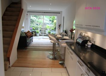Thumbnail 2 bed terraced house for sale in Rangers Square, London