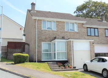 Thumbnail 3 bed semi-detached house for sale in Polgover Way, St. Blazey, Par