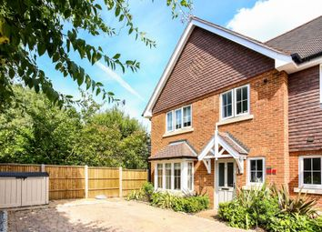 Thumbnail 3 bed end terrace house for sale in Fernbank Road, Ascot