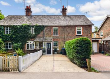 Thumbnail 3 bed terraced house for sale in Racecourse Road, Lingfield
