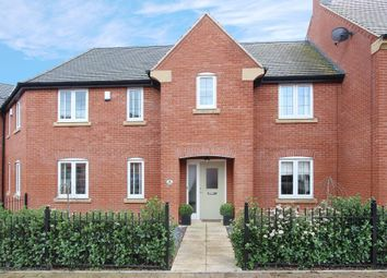 Thumbnail 3 bed mews house for sale in Roundhouse Drive, Cawston, Rugby