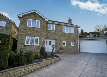 Thumbnail 4 bed detached house for sale in Park Rise, Castleford