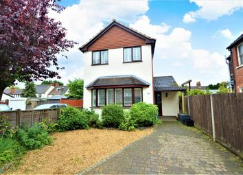 Thumbnail 3 bed detached house for sale in Howard Road, Wokingham