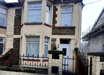Thumbnail 3 bed end terrace house for sale in Holland Street, Ebbw Vale, Blaenau Gwent