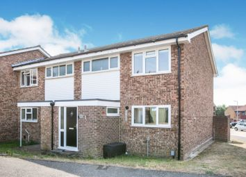 3 bed end terrace house for sale in Defoe Way, Romford RM5