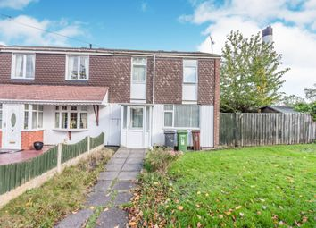 Thumbnail 3 bed end terrace house for sale in Bramerton Close, Wolverhampton
