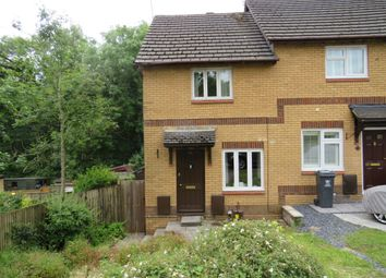 Thumbnail 2 bedroom end terrace house for sale in Heol Y Cadno, Thornhill, Cardiff