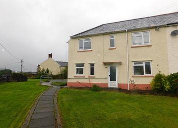 Thumbnail 4 bed semi-detached house for sale in Ynyswen, Penycae, Swansea.
