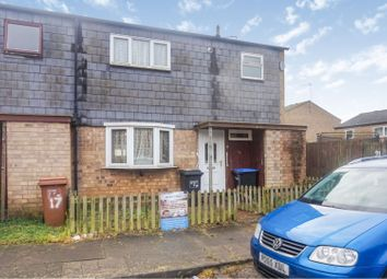 Thumbnail 3 bed end terrace house for sale in Kingscroft Court, Bellinge, Northampton