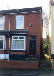 Thumbnail 2 bedroom semi-detached house for sale in Crescent Road, Dudley, West Midlands