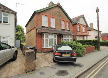 Thumbnail 3 bed semi-detached house for sale in Walton Road, Woking