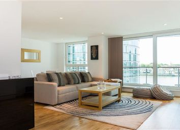 Thumbnail 2 bed flat to rent in Kestrel House, St George Wharf, Nine Elms, London