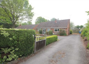 Thumbnail 3 bed detached bungalow for sale in Church Road, Winkfield, Windsor