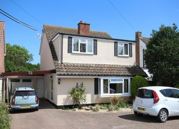 Thumbnail 4 bed detached house for sale in Brook Street, Cannington, Bridgwater