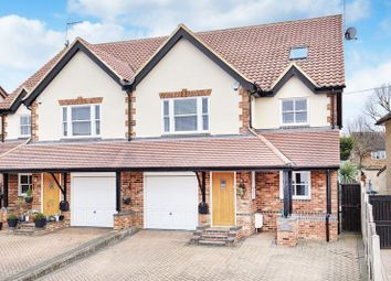 Thumbnail 5 bed semi-detached house for sale in North Street, Nazeing, Waltham Abbey
