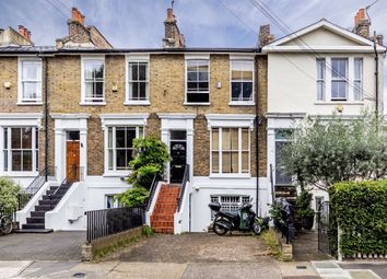 Thumbnail 4 bed terraced house for sale in Chancellors Wharf, Crisp Road, London