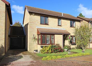 Thumbnail 4 bed link-detached house for sale in The Laurels, Banstead
