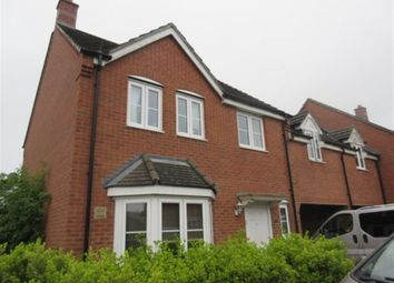 Thumbnail 4 bedroom property to rent in St. Crispin Drive, Duston, Northampton