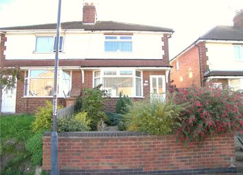 Thumbnail 2 bed semi-detached house to rent in Silver Hill Road, Spondon, Derby