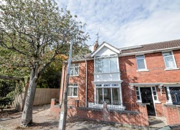 Thumbnail 4 bed end terrace house for sale in York Road, Swindon