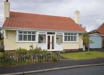 Thumbnail 3 bed detached bungalow for sale in Cliffe Road, Little Neston, Neston