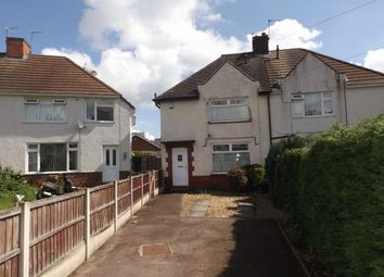 Thumbnail 2 bed semi-detached house for sale in Brookside, Hucknall, Nottingham, Nottinghamshire