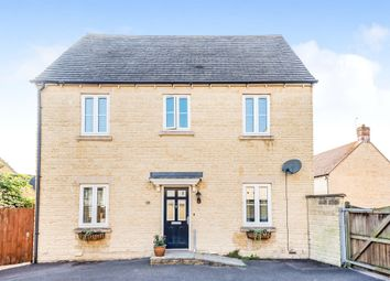 Thumbnail 3 bed semi-detached house for sale in Boundary Way, Carterton